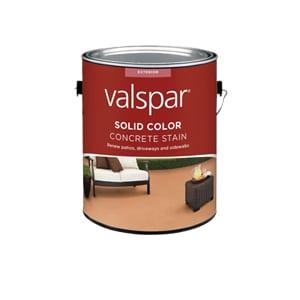 Valspar Solid Color Concrete Stain Review Concrete Sealer Reviews