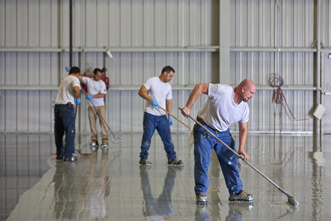 Floor Painting Concrete Sealer Reviews