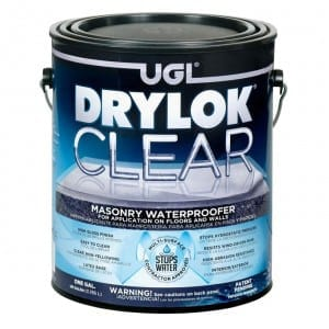 Drylok Clear Review Concrete Sealer Reviews